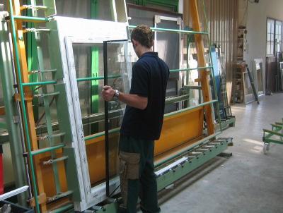 Fenster-Herstellung