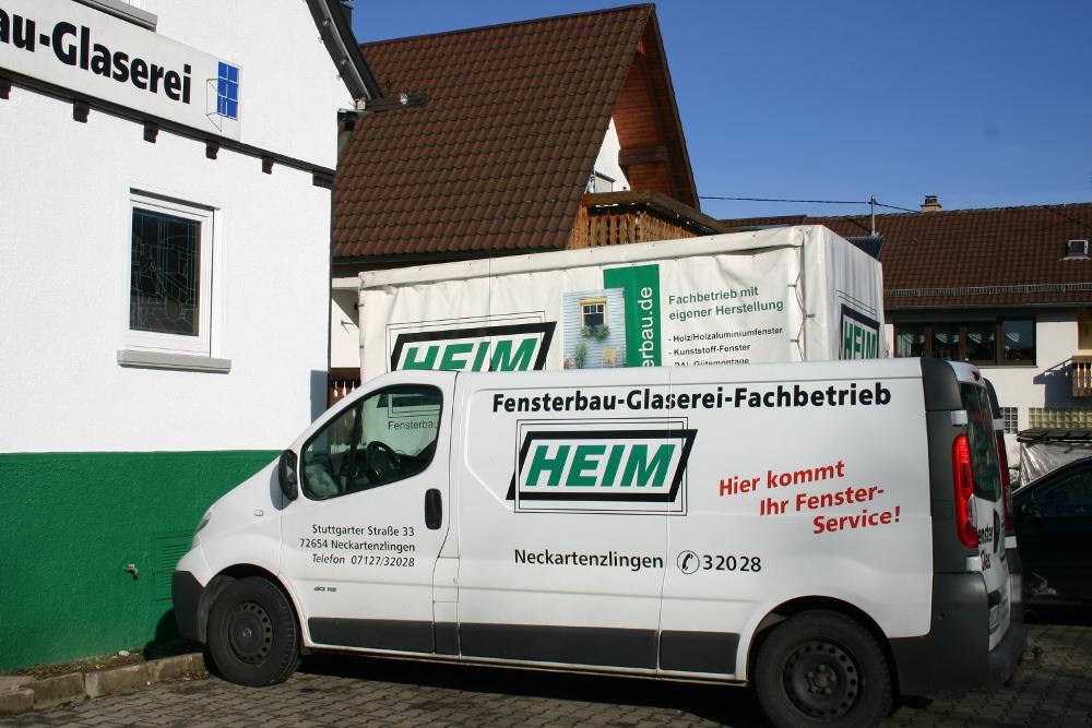 Heim Fensterbau Kundendienst