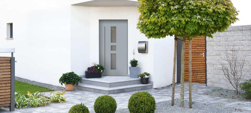 Türen und Eingangselemente